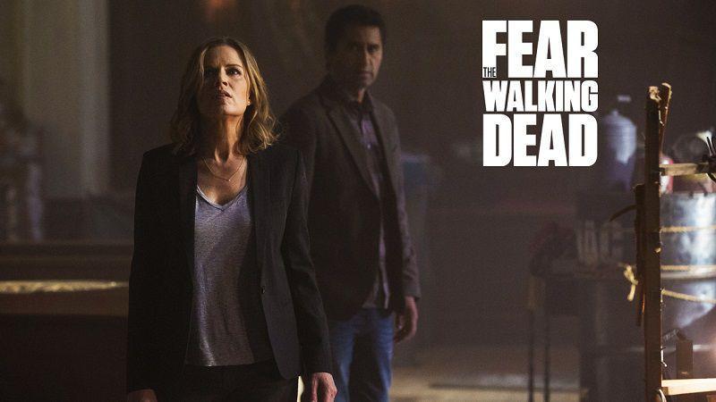 Бойтесь ходячих мертвецов 4 сезон