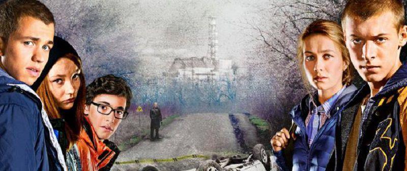 """Кадр из сериала """"Чернобыль: Зона отчуждения"""""""