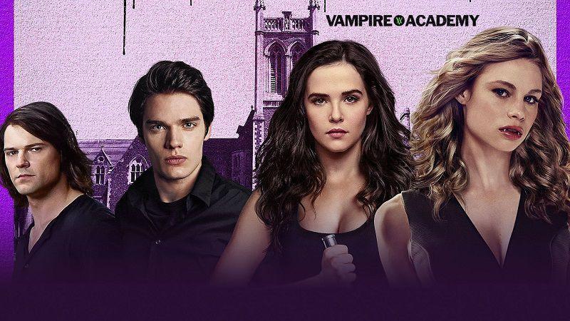 академия вампиров картинки