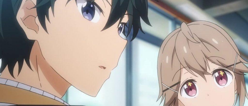 Кадр из аниме Месть Масамуне куна 2 сезон