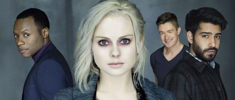Я Зомби 4 сезон 2 серия