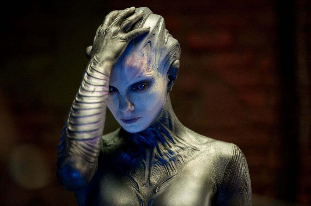кадр из фильма Вратарь галактики