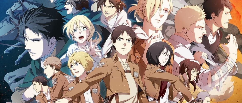 Атака титанов 4 сезон: дата выхода всех серий, сюжет аниме, трейлер онлайн