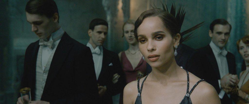 кадр из фильма фантастические твари преступления грин де вальда