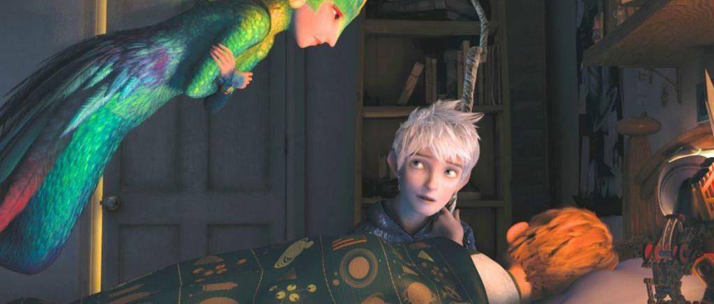 Кадр из мультфильма Хранители снов 2