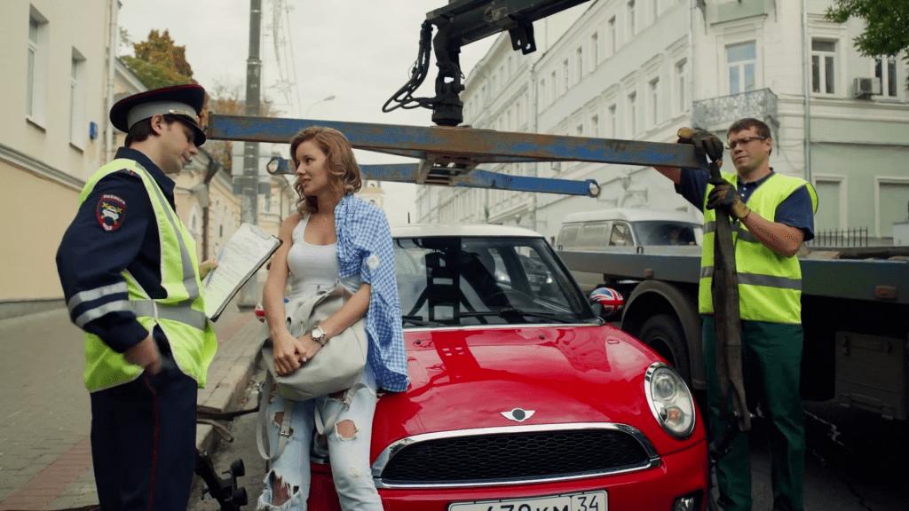 Кадр из сериала Крыша мира 3 сезон