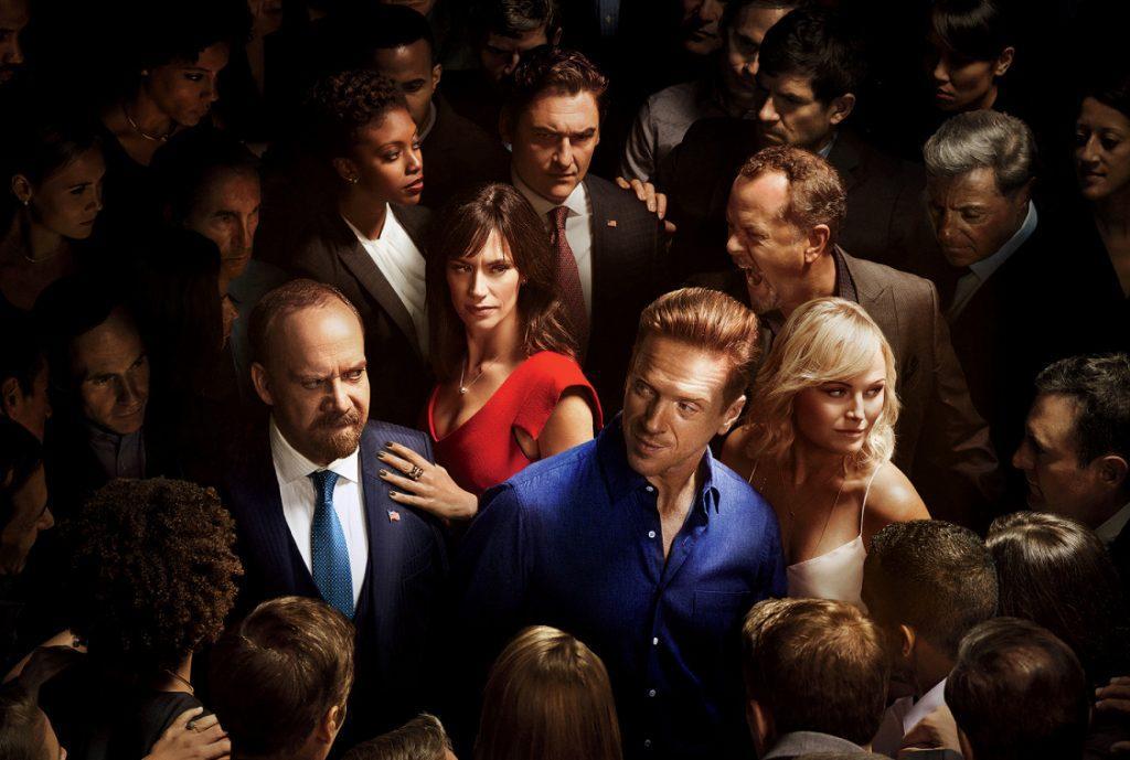 Кадр из сериала Миллиарды 3 сезон
