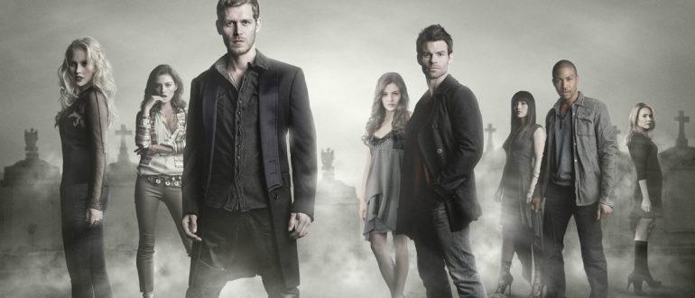 Первородные 5 сезон: дата выхода новых серий, актеры и трейлер онлайн