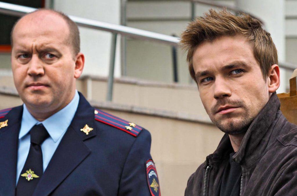 Кадр из сериала Полицейский с Рублевки 3 сезон 1 серия
