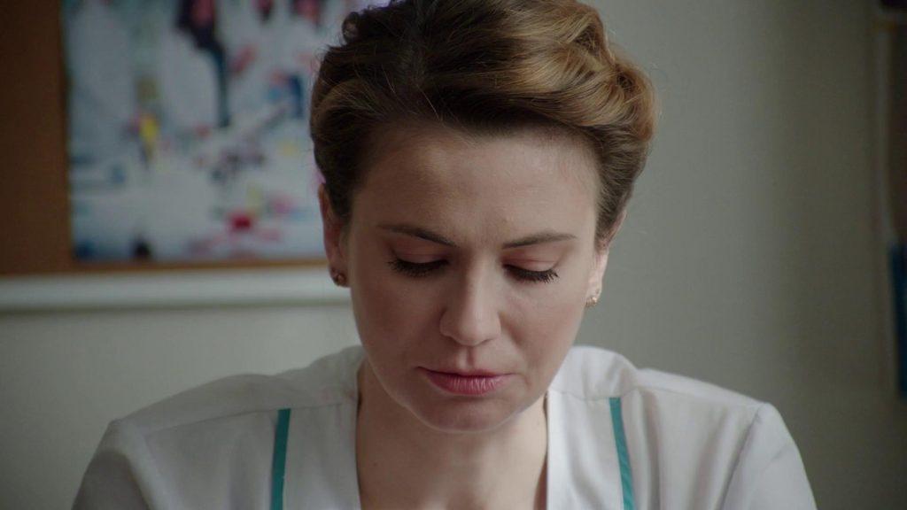 Кадр из сериала Практика