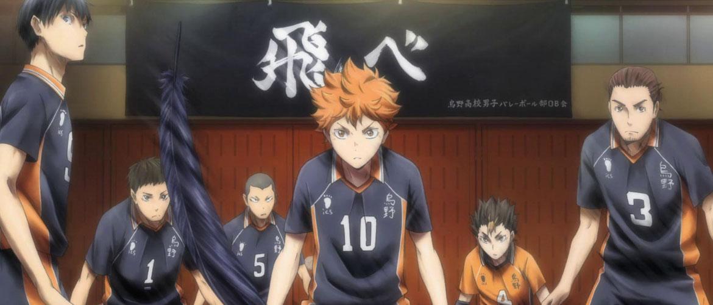 Волейбол 4 сезон – все серии