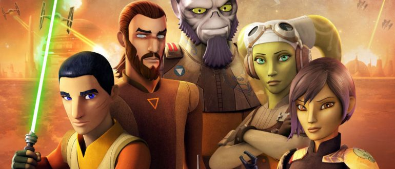 Звездные войны: Повстанцы 5 сезон – все серии