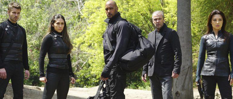 Агенты ЩИТ 5 сезон 21 серия: промо эпизода и дата выхода, смотреть онлайн