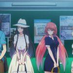 Кадр из аниме Добро пожаловать в класс превосходства