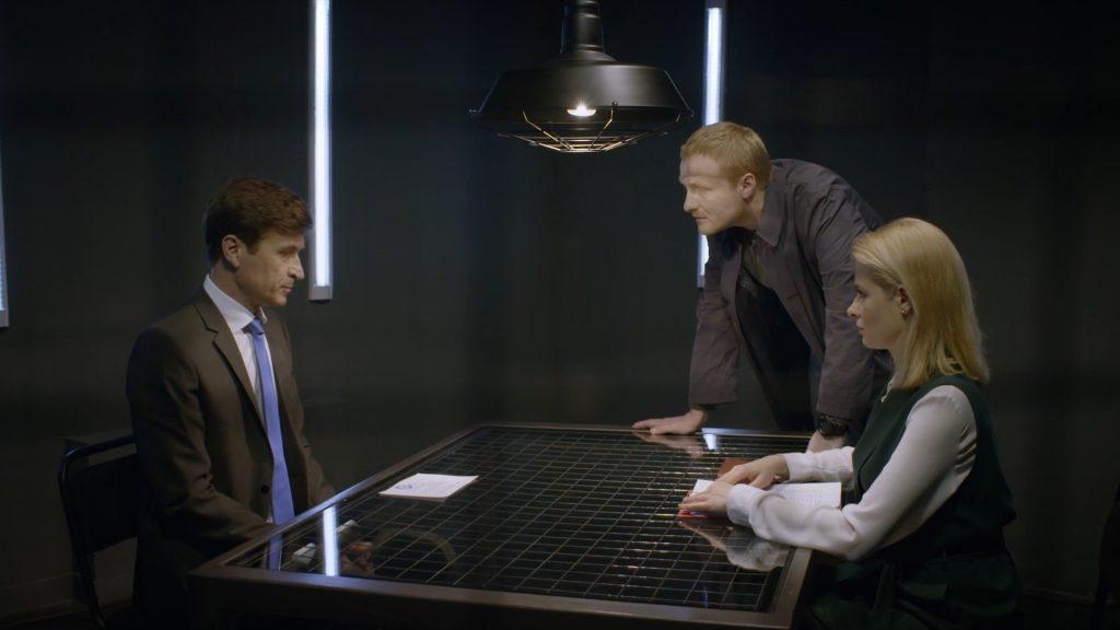 Кадр из сериала Спецы