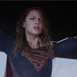 Кадр из сериала Супергерл 3 сезон