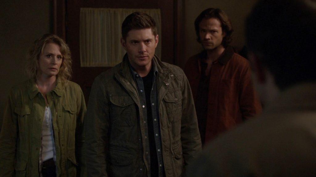 Кадр из сериала Сверхъестественное 13 сезон