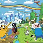 Кадр из мультсериала Время приключений