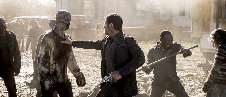 Бойтесь ходячих мертвецов 4 сезон 8 серия: дата выхода и промо эпизода, смотреть сериал онлайн