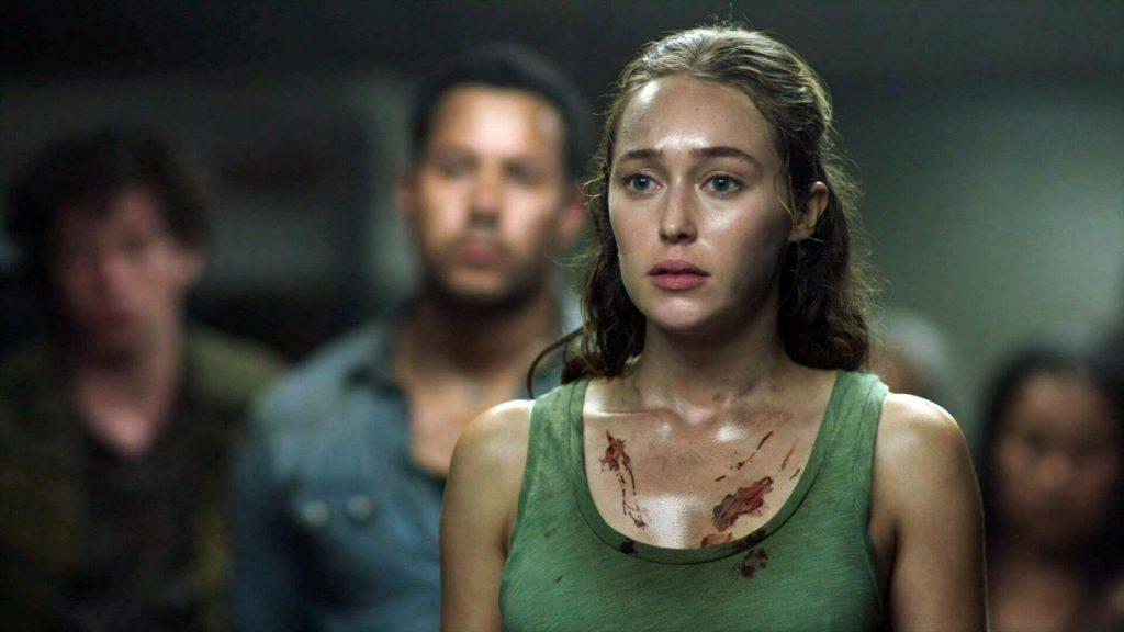 Кадр из сериала Бойся ходячих мертвецов