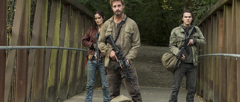 Колония 3 сезон 9 серия: описание эпизода и дата выхода, онлайн промо сериала