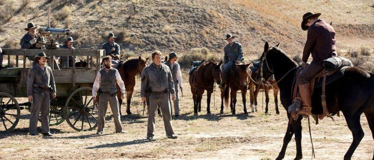 Мир дикого запада 2 сезон 9 серия: промо эпизода и дата выхода, смотреть сериал онлайн