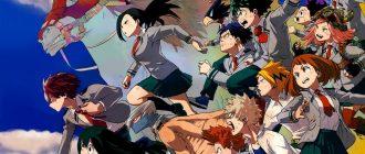 Моя геройская академия 3 сезон 13 серия: дата выхода и сюжет, смотреть трейлер аниме онлайн