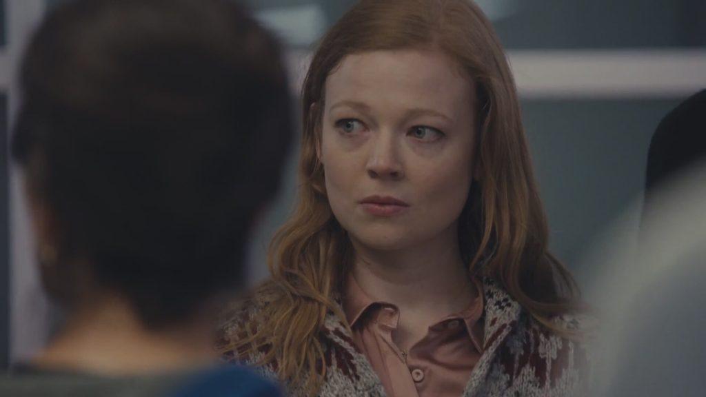 Кадр из сериала Наследники