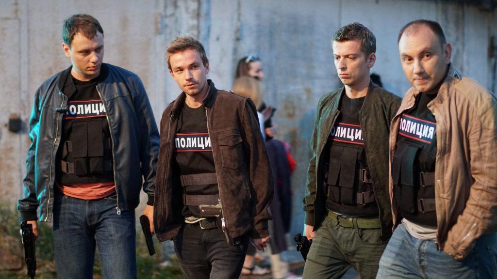 Кадр из сериала Полицейский с рублевки 5 сезон