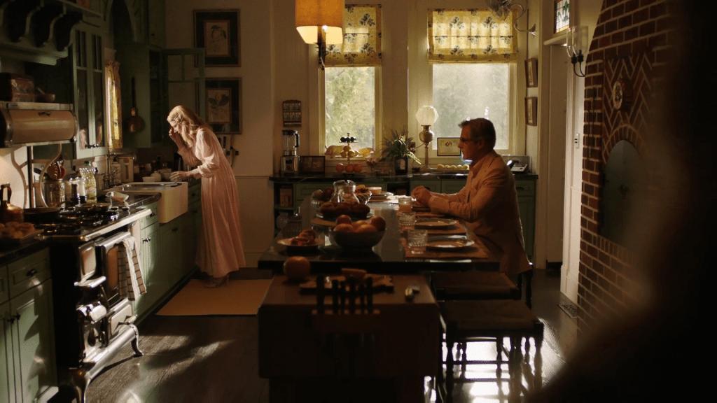 Кадр из сериала Острые предметы