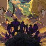 Кадр из аниме Семь смертных грехов