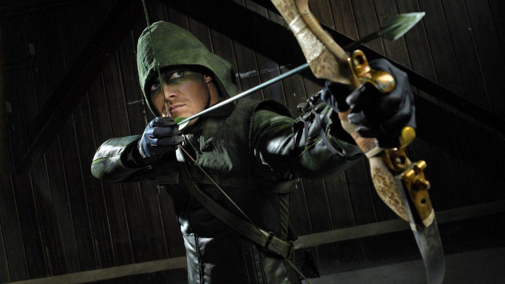 Кадр из сериала Стрела
