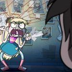Кадр из мультсериала Стар против сил Зла