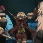 кадр из аниме Убийца гоблинов