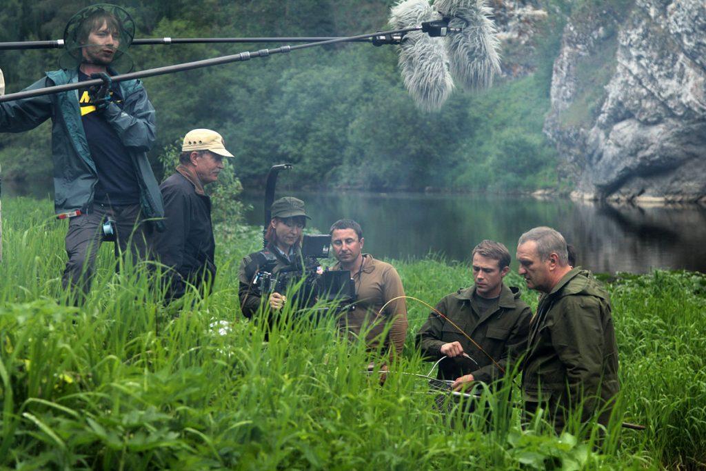 кадр из сериала Золото Лагина