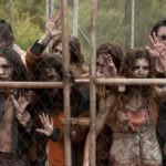 кадр из сериала Бойтесь ходячих мертвецов