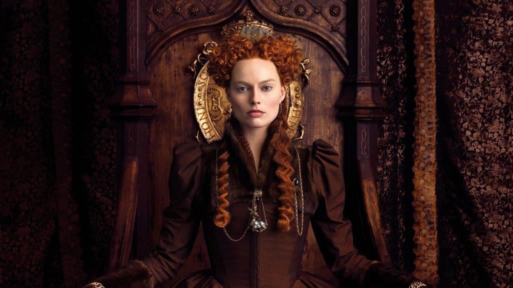 кадр из фильма Две королевы