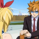 кадр из аниме Хвост феи