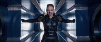 кадр из фильма Люди Икс Темный Феникс