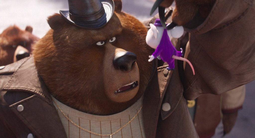 кадр из мультфильма Зверопой