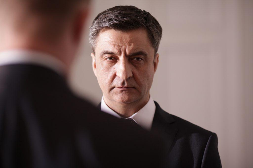 кадр из сериала Шеф