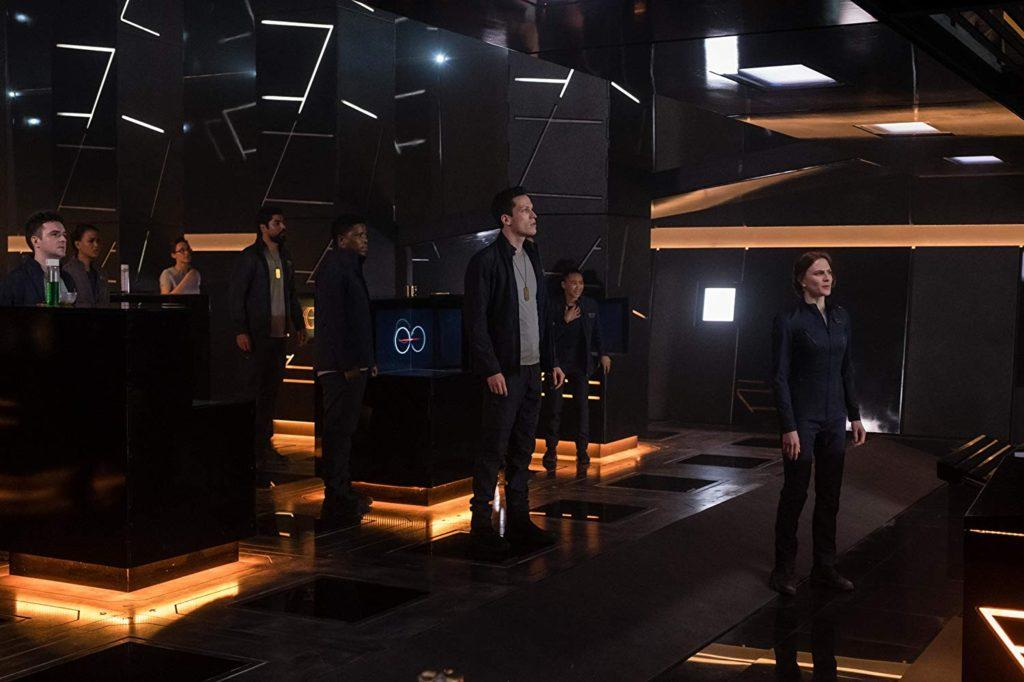 кадр из сериала Происхождение
