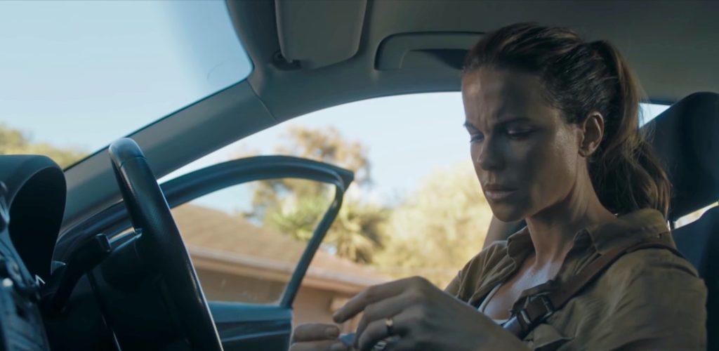 кадр из сериала Вдова