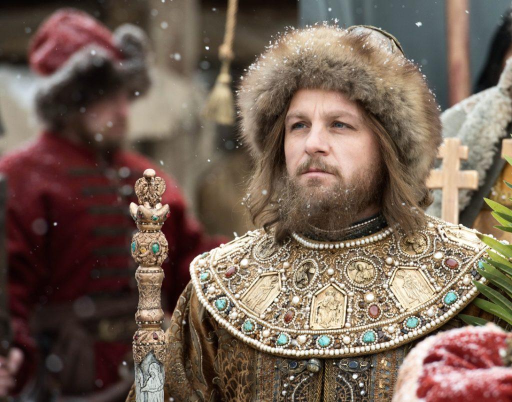 кадр из сериала Годунов
