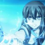 кадр из аниме Удар крови