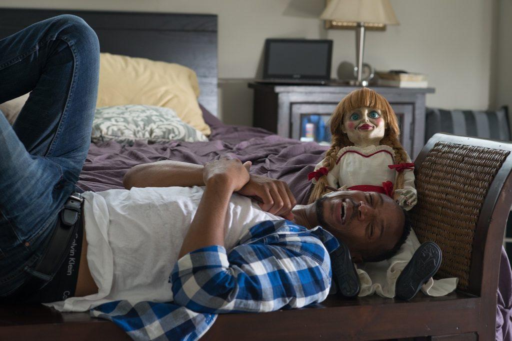 кадр из фильма Дом с паранормальными явлениями
