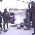 кадр из сериала Перевал Дятлова 2019