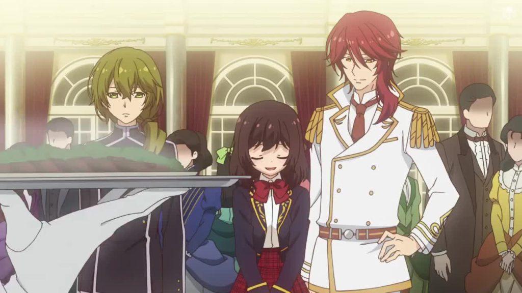 Кадры из сериала Любовь эпохи мэйдзи 2 сезон