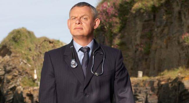 Доктор Мартин 10 сезон дата выхода, актерский состав